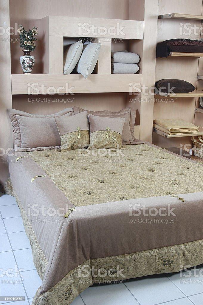 Bedroom series stock photo