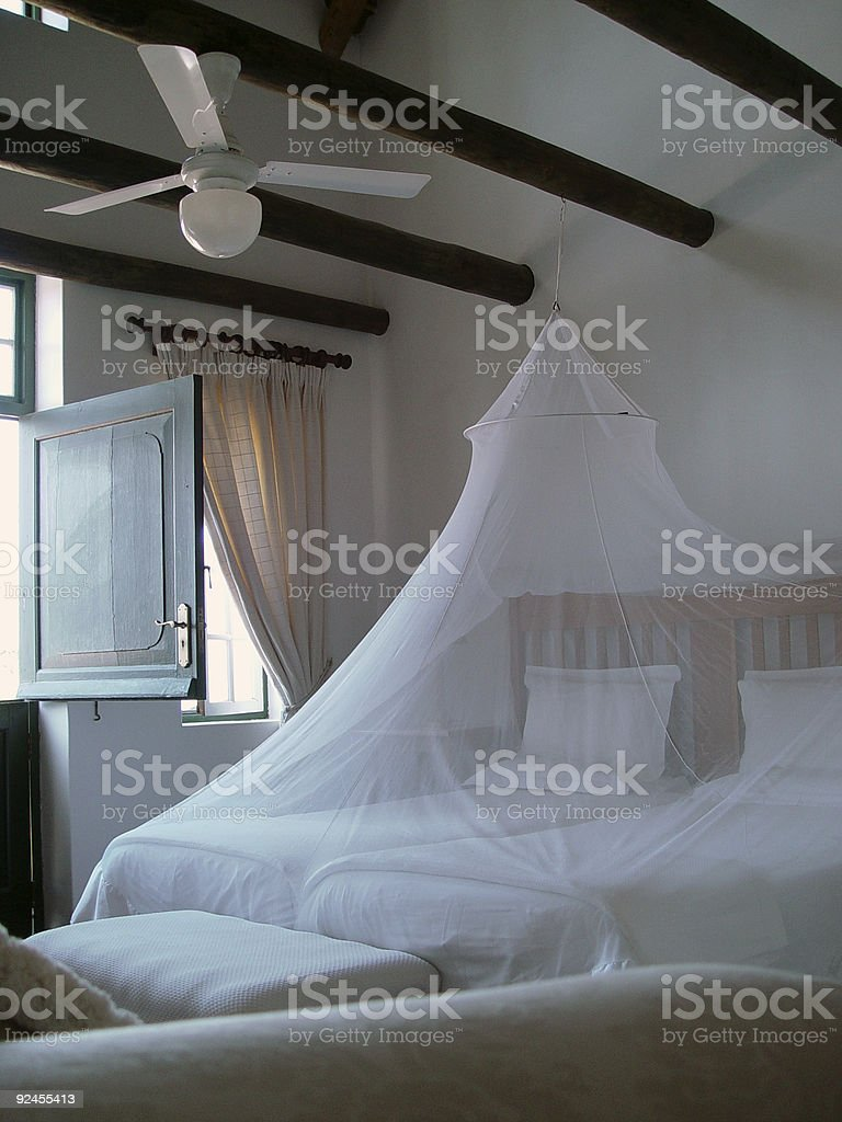 Bedroom views royalty-free stock photo