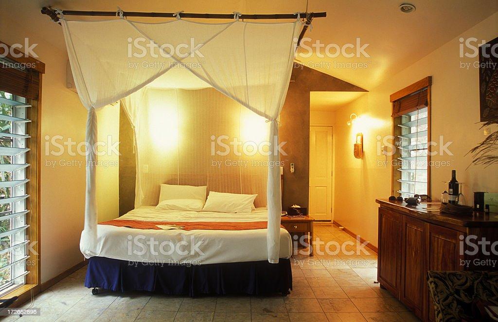 Bedroom XXL stock photo
