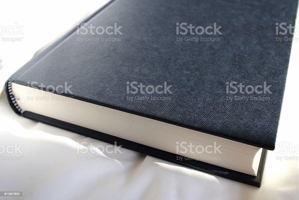 bedtime book bottom royalty-free stock photo