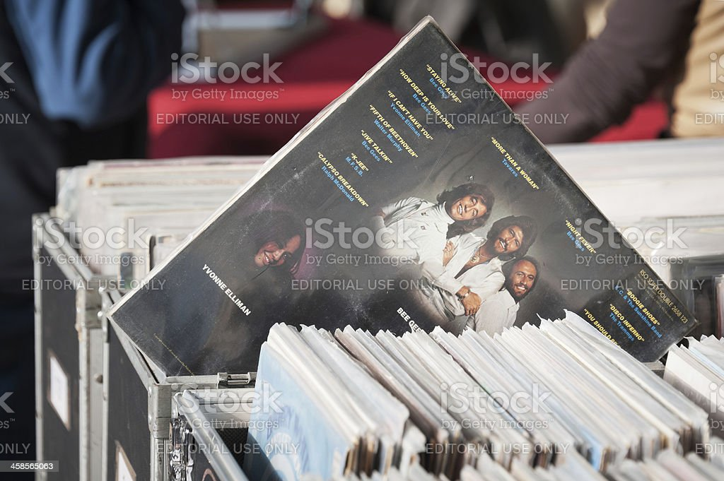 Bee Gees royalty-free stock photo