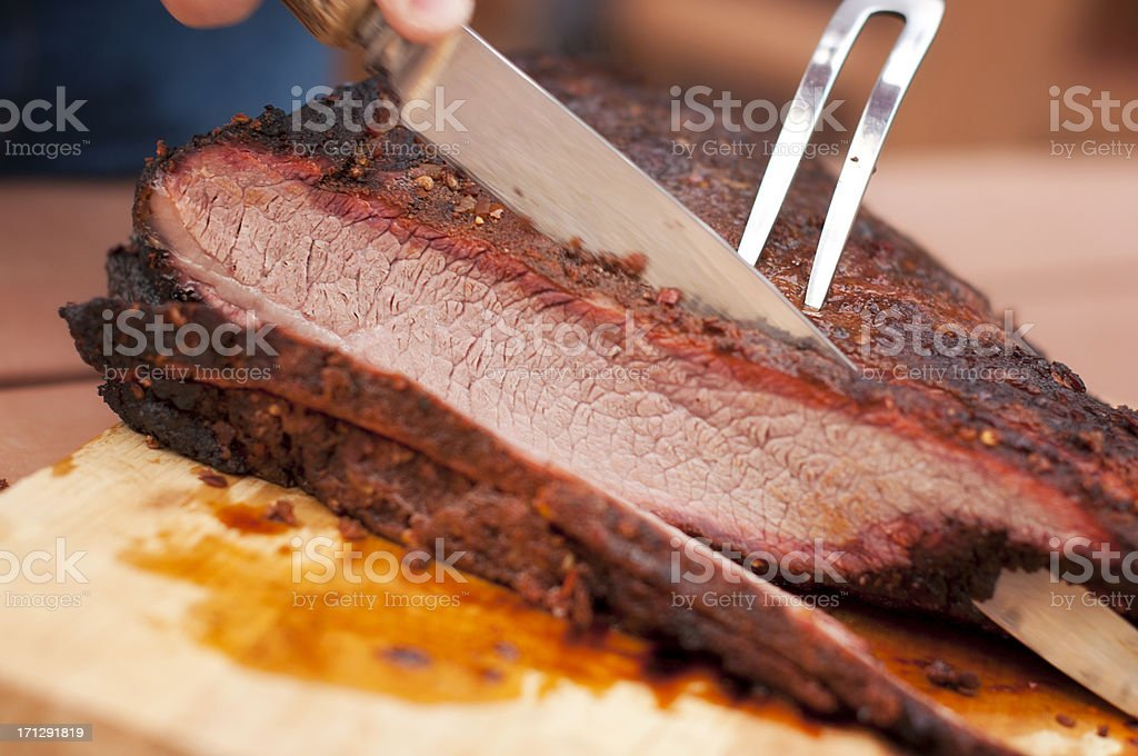 Beef Brisket royalty-free stock photo