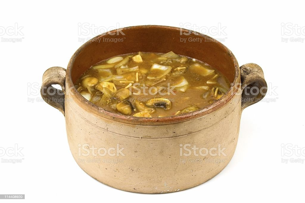 Beef Casserole royalty-free stock photo