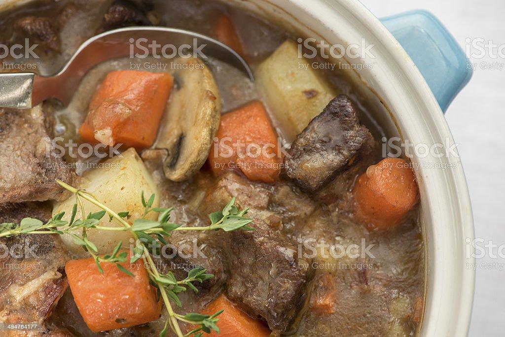 Beef Casserole stock photo