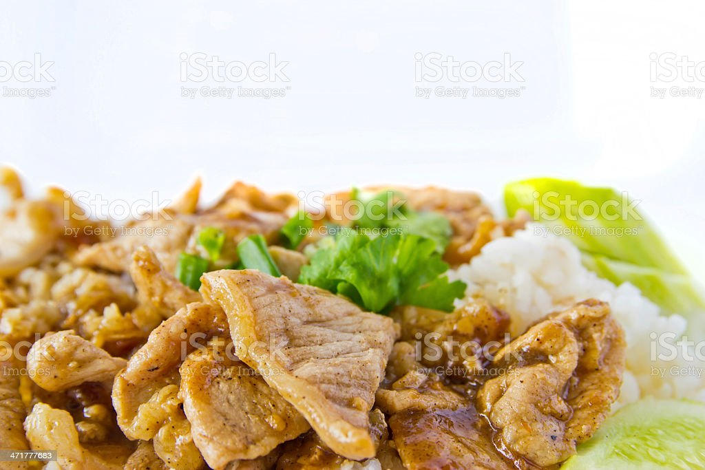 beef meat chunk royalty-free stock photo