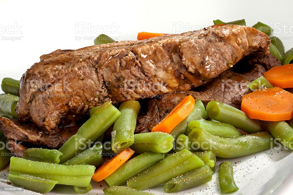 Beef meet royalty-free stock photo