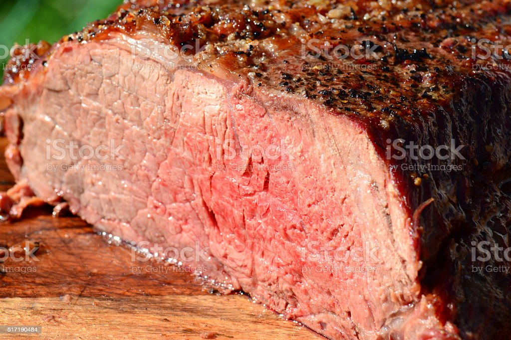 Beef, prime meat stock photo