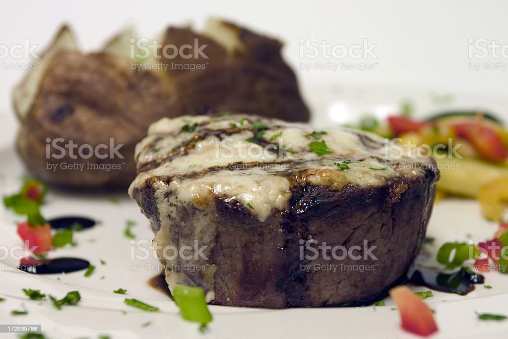 Beef Tenderloin royalty-free stock photo