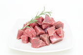 Beef veal for stew