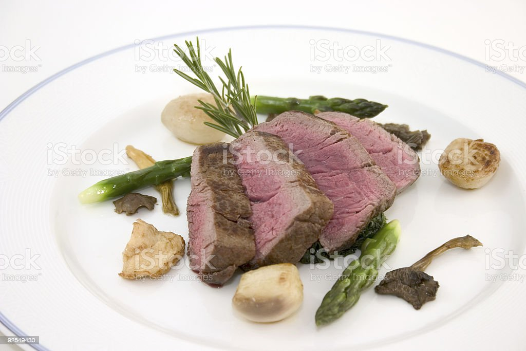 Beef1 stock photo