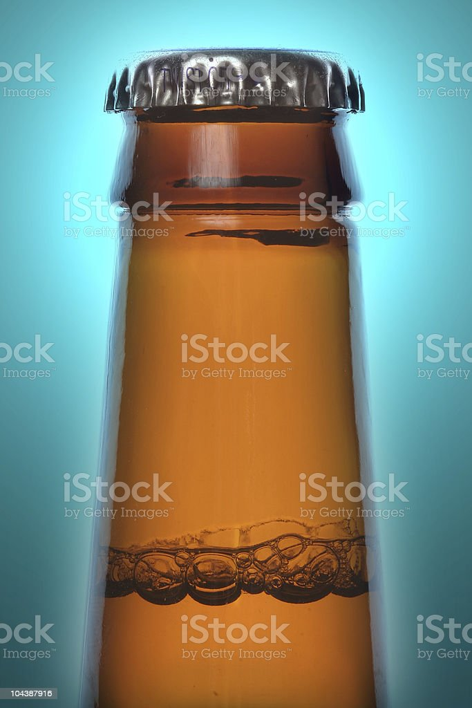 beer bottle 2 royalty-free stock photo
