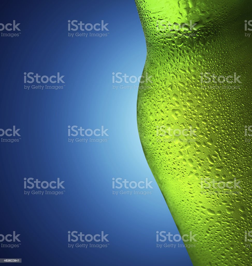 beer bottle royalty-free stock photo