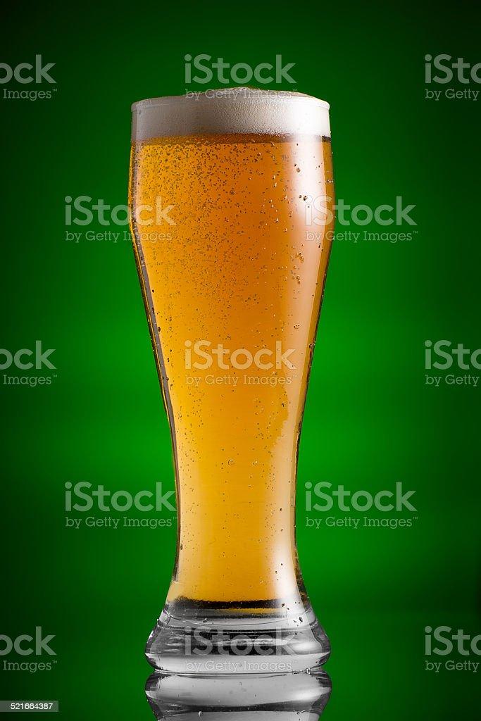 Beer Hero stock photo