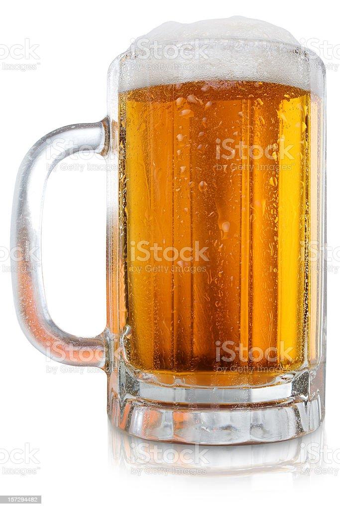 Beer Mug royalty-free stock photo