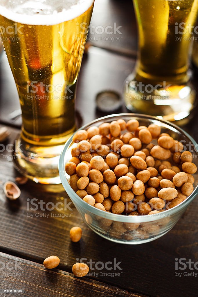 Beer party. Stock image stock photo
