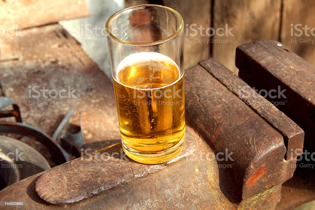 Bier royalty-free stock photo