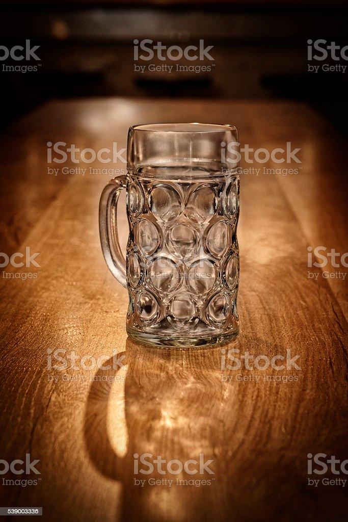 Beer Stein stock photo