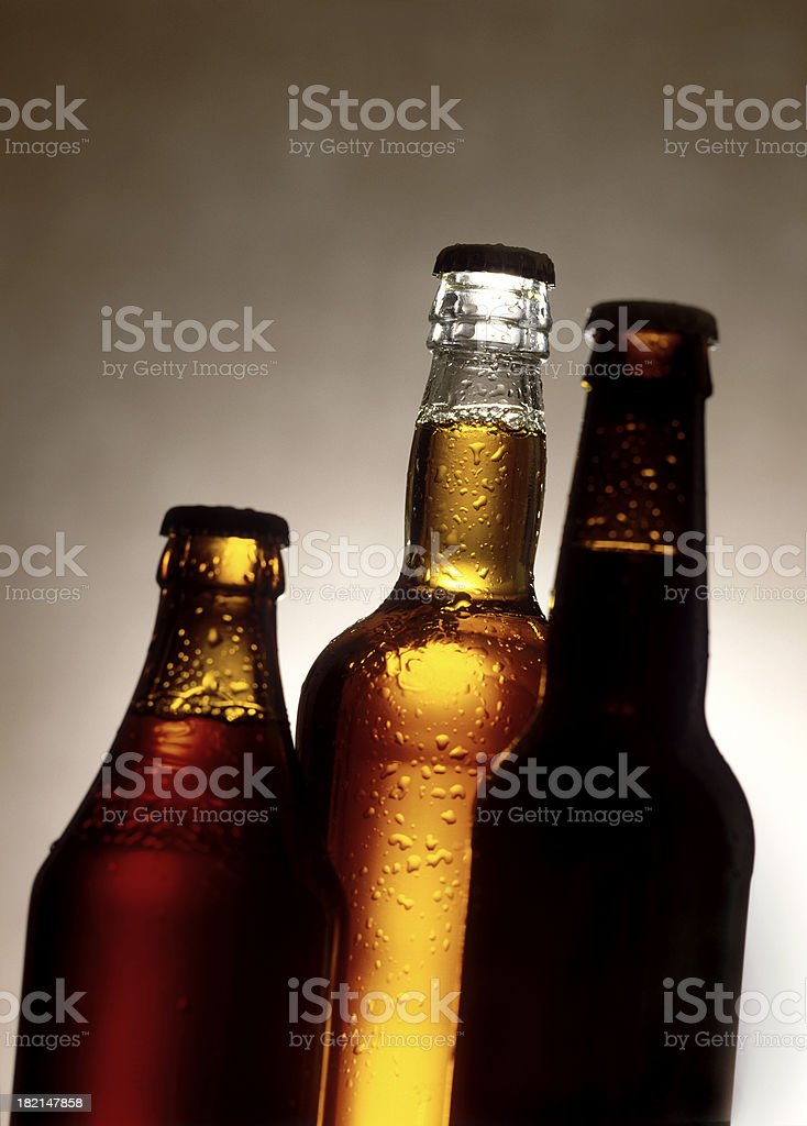 beers royalty-free stock photo