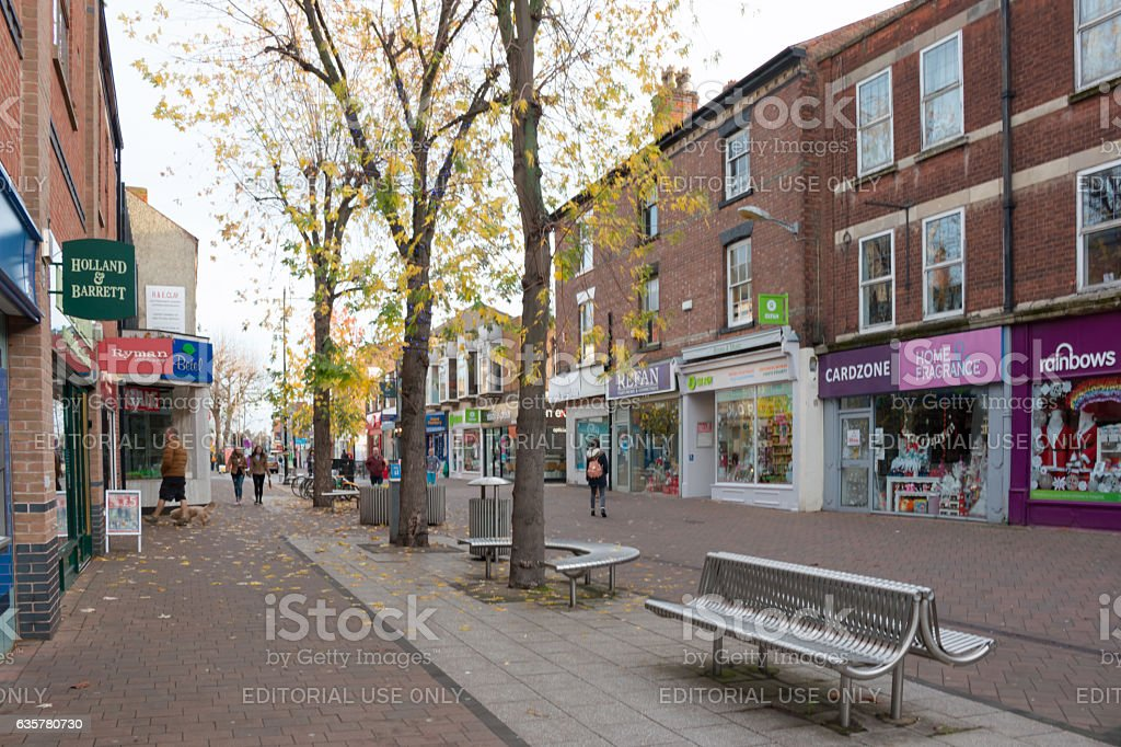Beeston stock photo