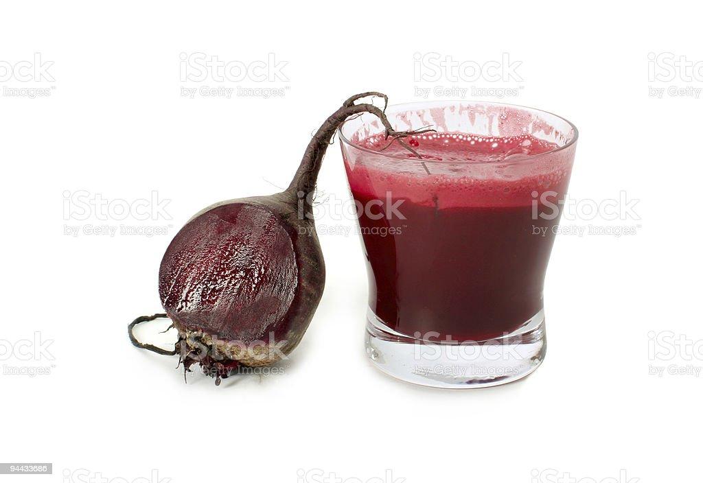 beet  juice royalty-free stock photo