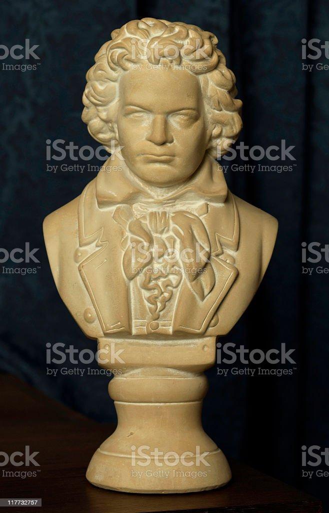 Beethoven stock photo