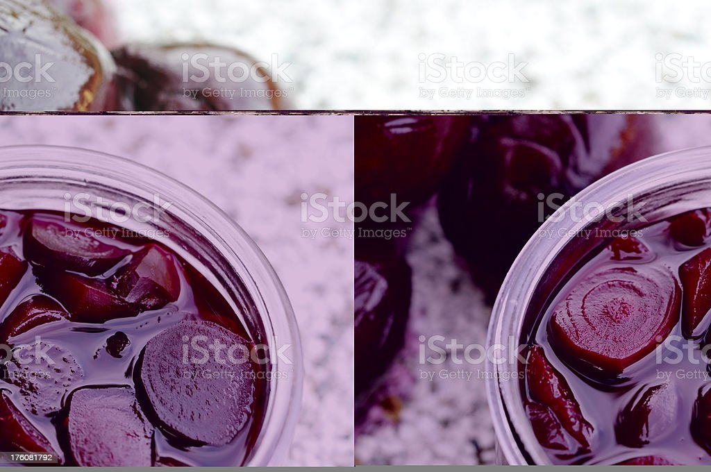 beetroot preserve royalty-free stock photo