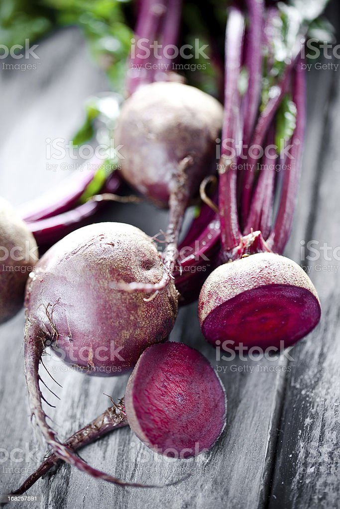 Beetroots stock photo