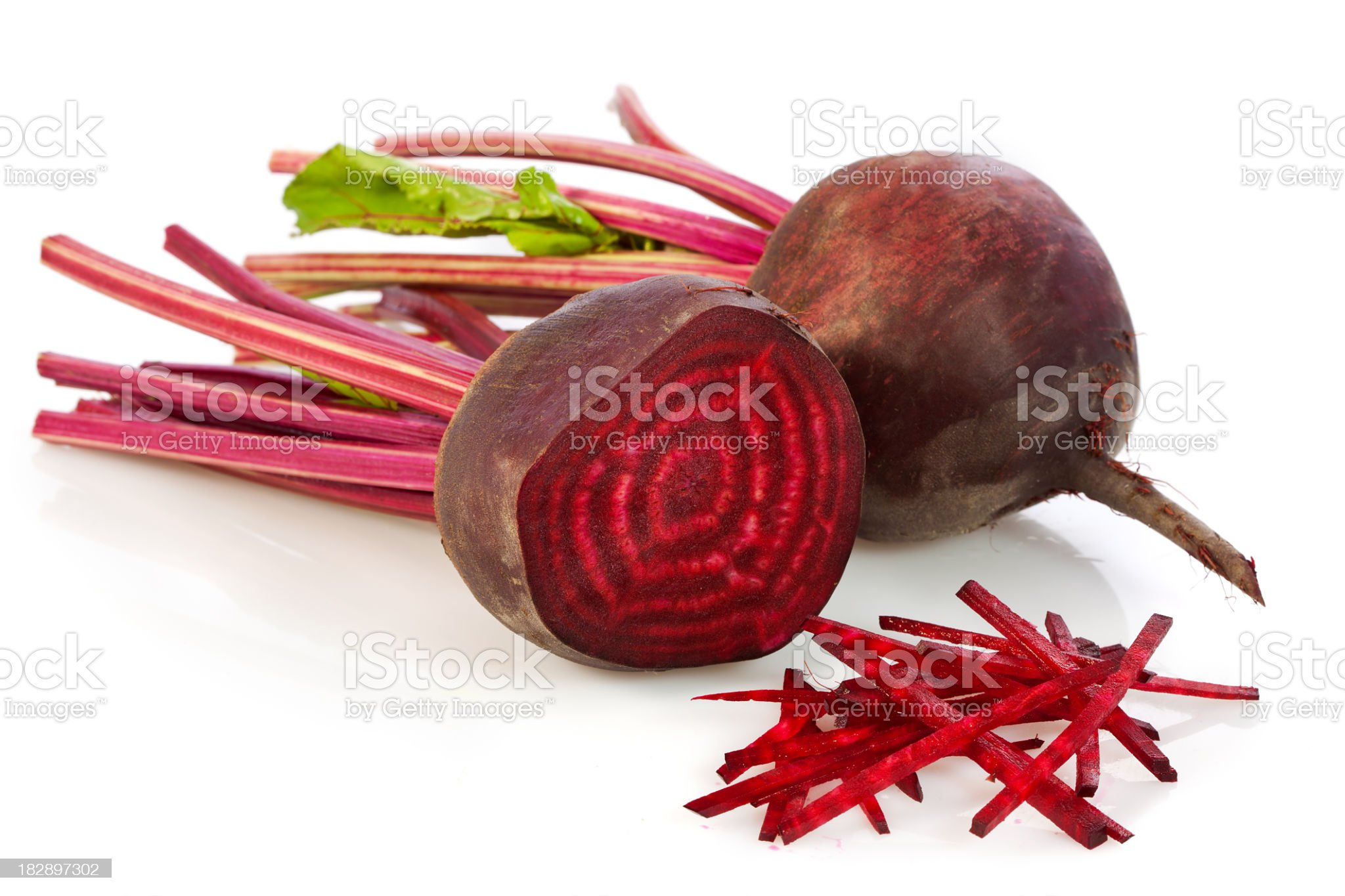 Beetroots royalty-free stock photo