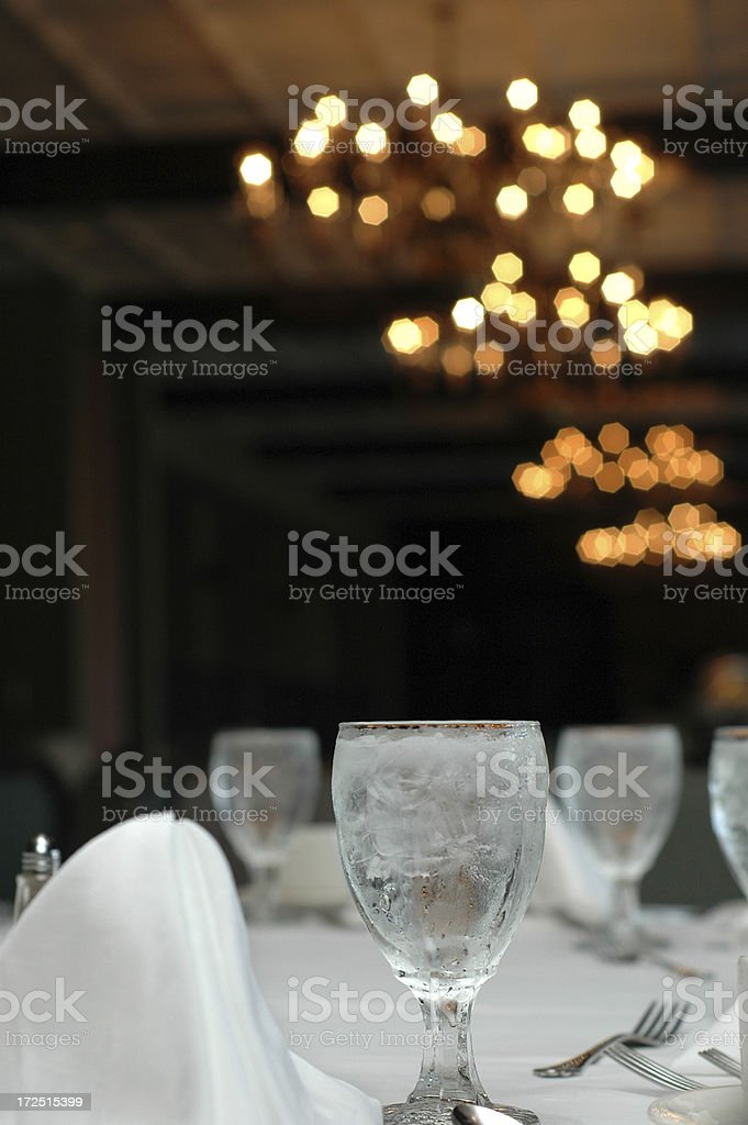 Before the Dinner royalty-free stock photo