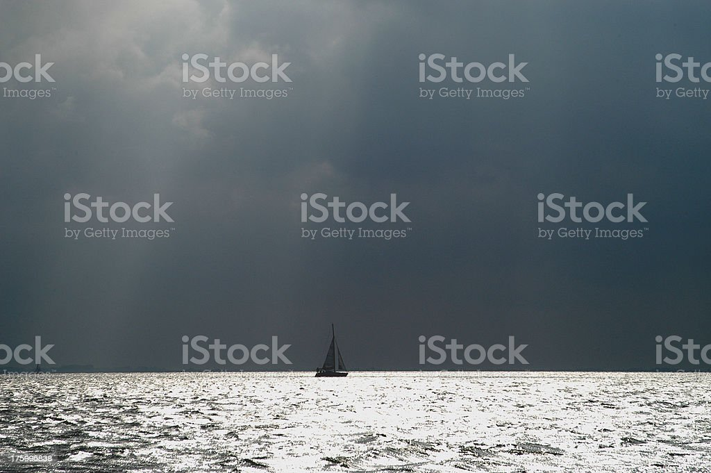 Before the storm ... royalty-free stock photo