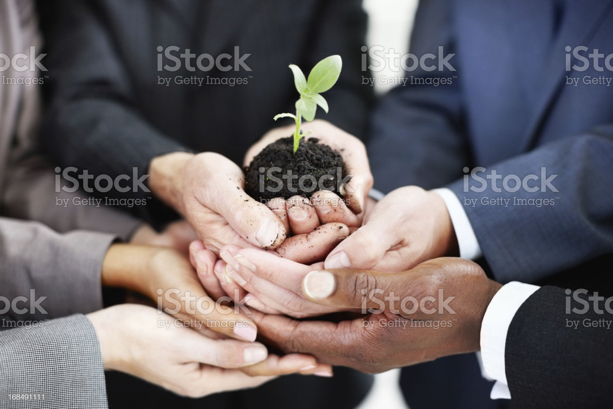 Beginning of business royalty-free stock photo
