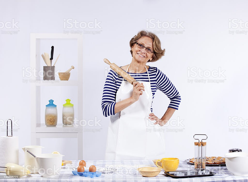 Behave your self royalty-free stock photo