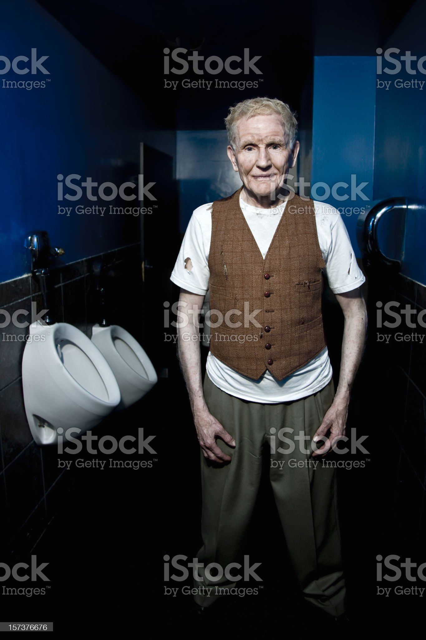 Behind the Scene. royalty-free stock photo