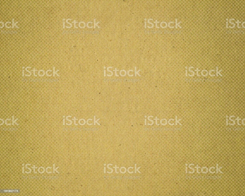 beige antique cardboard with halftone stock photo