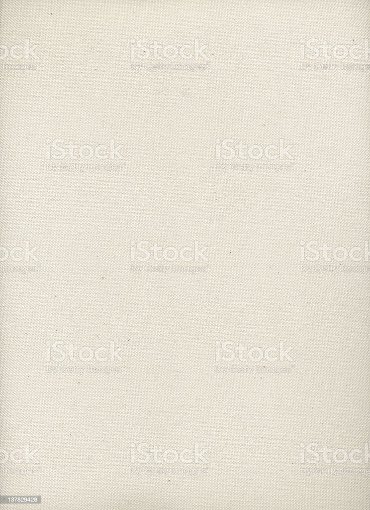 Beige canvas texture stock photo
