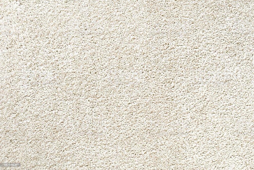 Beige Carpet stock photo