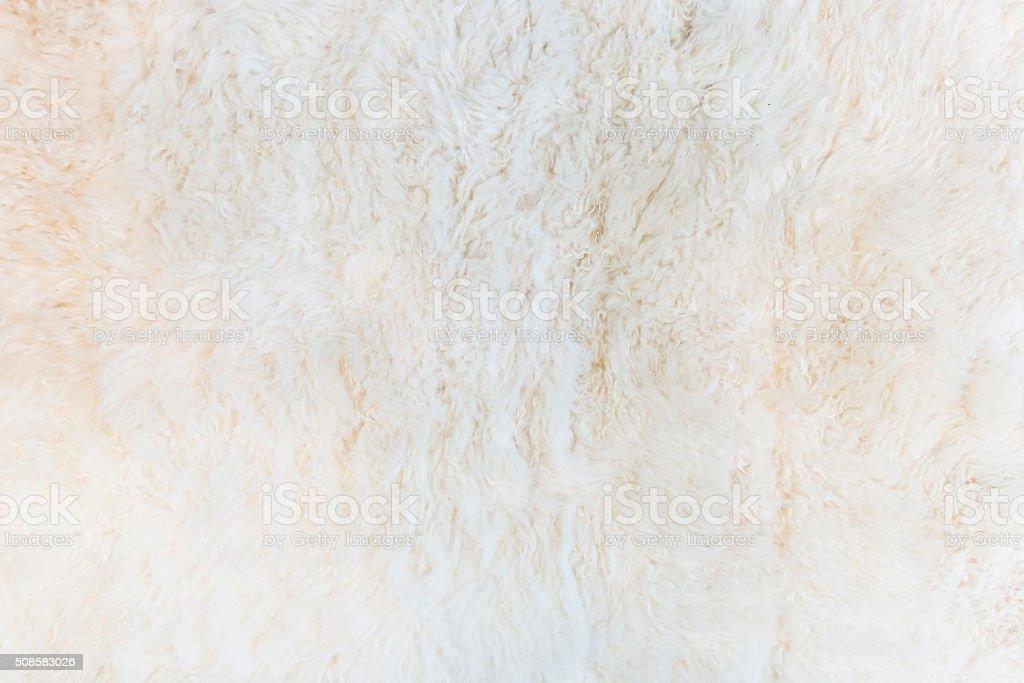 Alfombra de color beige foto de stock libre de derechos