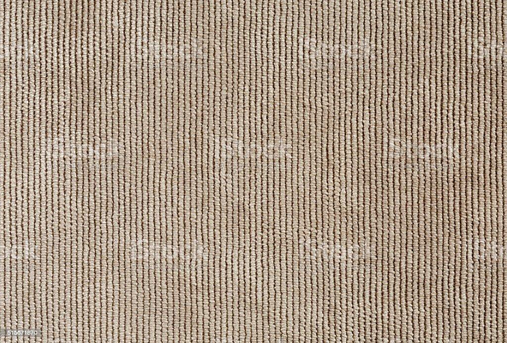 Beige Denim Texture vertical Direction of Threads stock photo