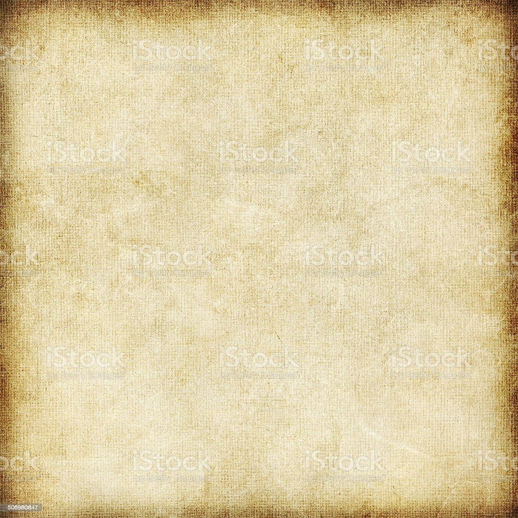 Beige dirty paper texture stock photo