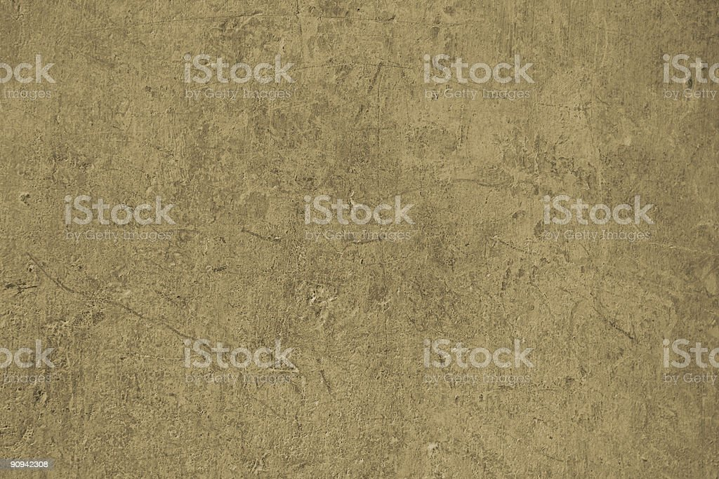 Beige grunge Roman wall texture royalty-free stock photo