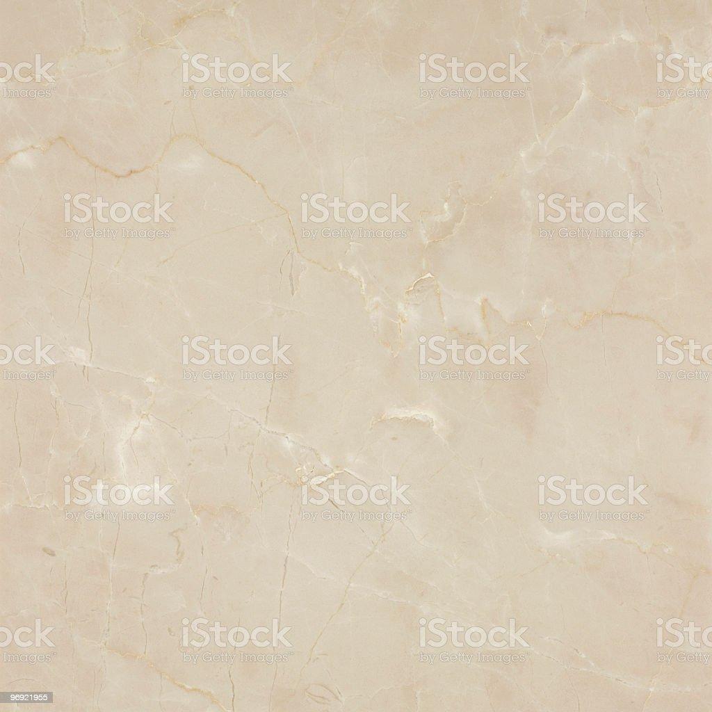 Beige Marble stone royalty-free stock photo