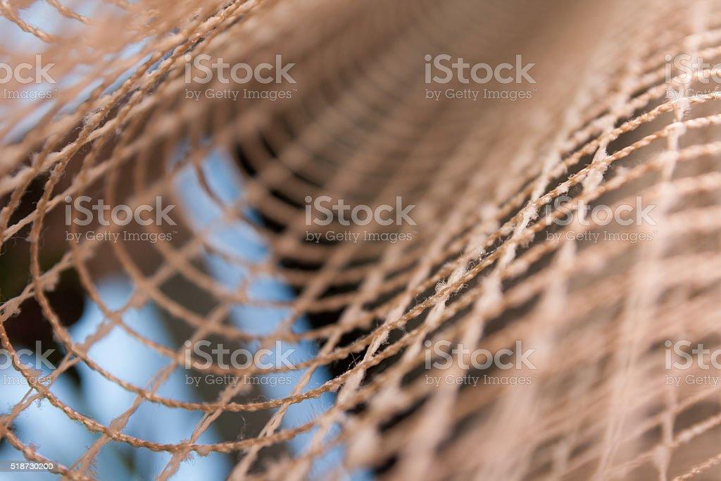 beige net background stock photo