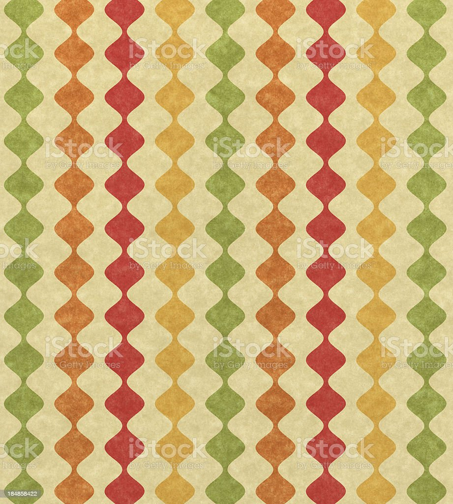 beige paper with ornament design royalty-free stock photo