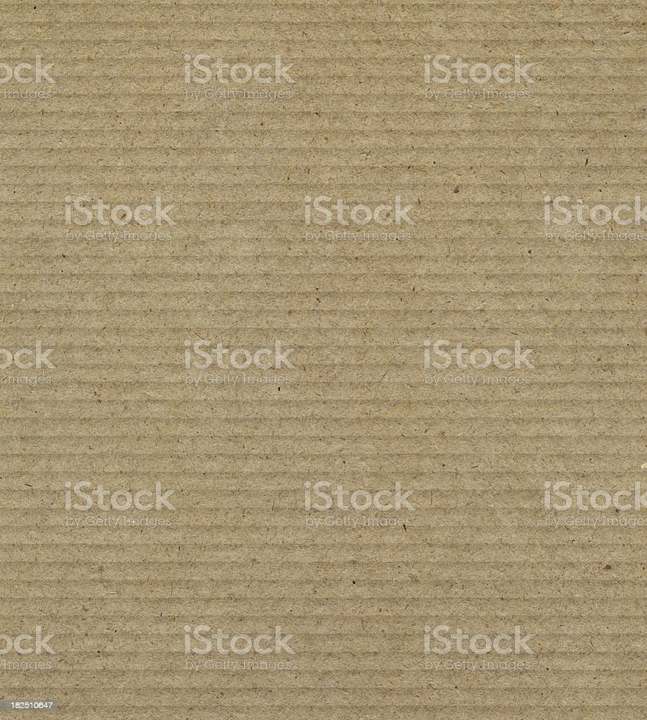 beige recycled cardboard royalty-free stock photo