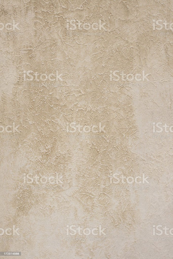 Beige Roman wall texture 2 royalty-free stock photo
