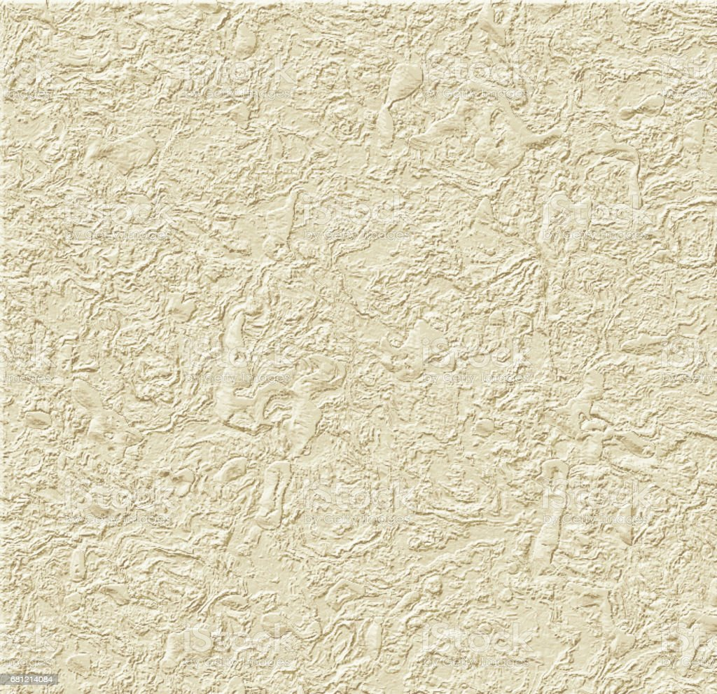 Beige roughened abstract background vector art illustration