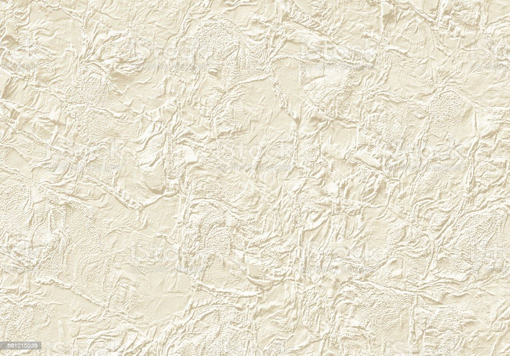 Beige roughened abstract background stock photo