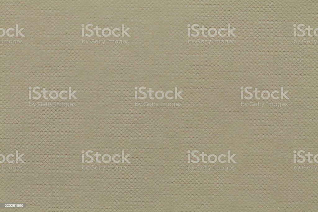 Beige stamped cardboard texture stock photo
