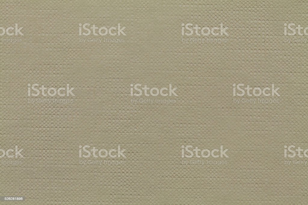 Beige stamped cardboard texture stock photo