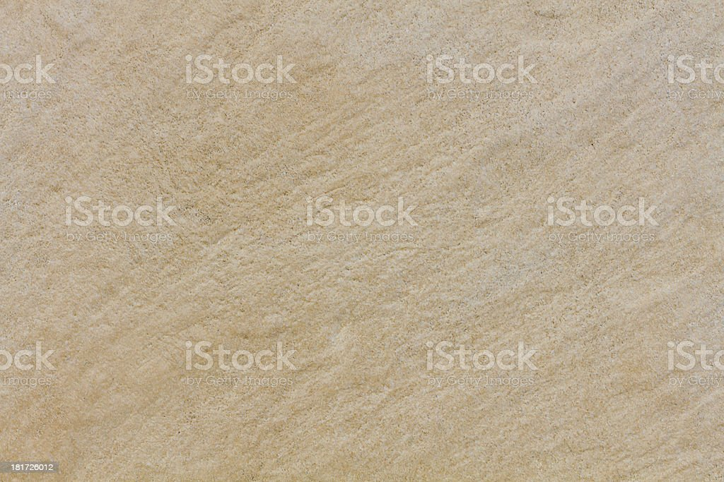 Beige stone plate with grain stock photo